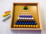 Kasten für die Perlenstäbe - BM 301