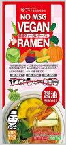 RAM-A-001 NO MSG VEGAN RAMEN Shoyu