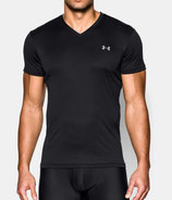 UA HeatGear® Performance V-Neck 2-Pack