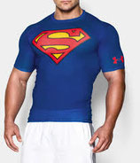 UNDER ARMOUR ALTER EGO SHORT SLEEVE COMPRESSION