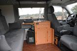 Küchenblock  - VW Bus T5 / T6 / T6.1 / T6 Mixto