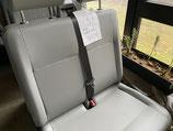 VW T6 / T5 Beifahrerdoppelsitzbank Kunstleder