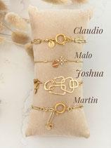 Bracelets thème DORE