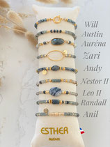 Bracelets thème GRIS