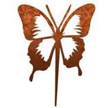 Rost-Deko Schmetterling, 20x18 cm