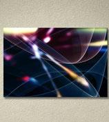 Bild-Glasheizung PowerSun Dekor - mit silbernem Alurahmen oder Frameless