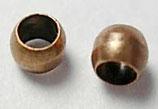 27.schiaccini color rame 2mm-conf.2 grammi