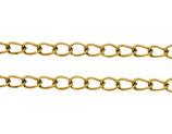 53A  catena dorata sottile