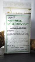 Meerrettich-Wildblütenwunder