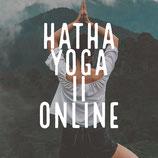 Hatha Yoga 2 - live online Aufbaukurs   11.11.21 - 10.2.22