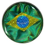 Parche Bandeira Brasil