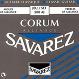Cuerdas Savarez CORUM