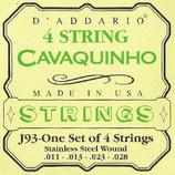 D'Addario 4 Strings Cavaquinho