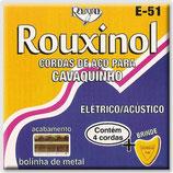 Rouxinol Cavaquinho Aço Bolinha