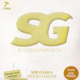 7ª Cuerda Violao Nylon Sound Generation