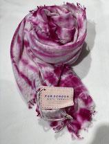 Pur Schoen Kaschmirschal gefilzt, Java  neon pink
