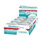 MULTIBLOC - Das geniale Kombiprodukt 3 in 1 - Desinfektion, Algenverhütung, Flockung