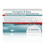 COMPLETE & EASY - Aktivsauerstoff mit Chlorkomponente  4.50 Kg
