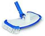 Aqua Clean Competition mit Seitenbürsten, mit Adapter