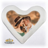 Cojín de Corazón Personalizable 44x37cm