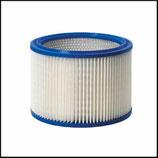 ♣ Rundfilterpatrone PET Nano, Filterklasse M, Höhe 187 mm