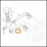 ♥ Knotenstück Kunststoff 10-21/-23/-25