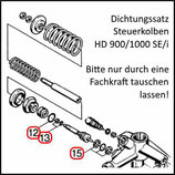 ♥ Dichtsatz Steuerventil HD 900 / 1000 SE / SEI / WS / EEX