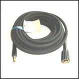 ♣ KEW Ersatz Hochdruckschlauch Gummi 10 m oder 15 m oder 20 m