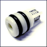 ♥ 1 x Saugventil Kunststoff 13,1 mm kpl.