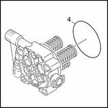 O-Ring Getriebeabdichtung
