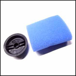 Wasserfilterset mit Halter Filterpatrone