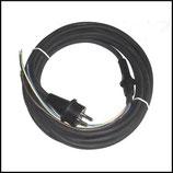 ♥ 230 V Kabel mit Stecker und Tülle