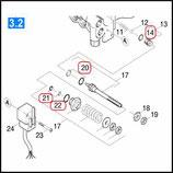 ♥ Dichtsatz Steuerventil HD 994 / HD 1090 / HD 1094 / HD 1290 / HD 1294 / Varianten -S / -SX