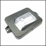 Schalterabdeckung 2-teilig / Wasserschutzhaube