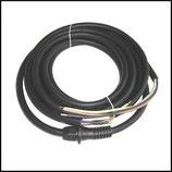 ♥ 400 V Kabel kpl. für Stecker CEE