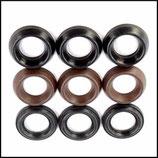 ♣ Manschettensatz 3 Kolben 20 mm p. Oertzen