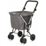 CARRO COMPRA PLAY PLEGABLE Y DESENFUNDABLE  WE GO 268 TEXTURED (MODELO NUEVO)