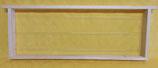 Rähmchen für Zander Flachzarge, waagrecht gedrahtet
