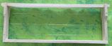 Rähmchen mit Hoffmann Seitenteilen für Zander Flachzarge, waagrecht gedrahtet