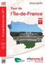 TOPOGUIDE > Tour de l'Ile-de-France GR® 1