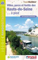 NEW TOPOGUIDE > Villes, parcs et forêts des Hauts-de-Seine... à pied