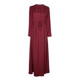 Amaya Maxi Kleid Rot