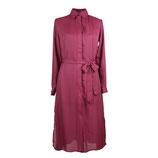 Samara Midi Kleid Rot