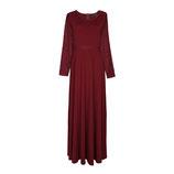 Sara Maxi Kleid Rot