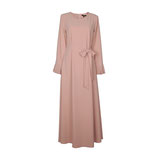Safiyah Maxi Kleid rosa