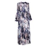 Lale Maxi Kleid Blau
