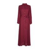 Ciara Maxi Kleid Rot