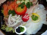 Fisch-Platte