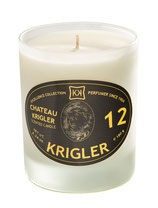 CHATEAU KRIGLER 12 Scented candle