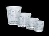 Vaso de mezcla 750ml